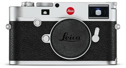 LeicaM10 body srebrny