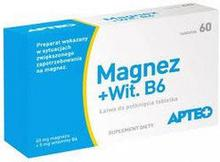 Synoptis Magnez 60 szt.