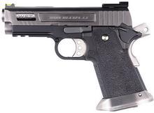 "ASG Pistolet WE GBB Hi-Capa 3.8 Force \""Velociraptor"" - srebrny (WET-02-010301) G"