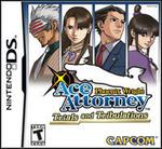 Phoenix Wright : Trials and Tribulations NDS
