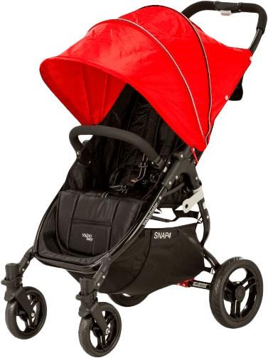 Valco SNAP 4 czarno-czerwony