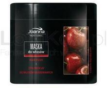 Joanna Professional Maska do włosów Wiśnia 500g