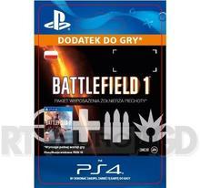 Sony Battlefield 1 Pakiet Wyposażenia Żołnierza Piechoty PS4 [kod aktywacyjny]