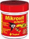 Opinie o Tropical Mikrovit Hi-Protein - pokarm wysokoproteinowy dla narybku 75ml/35g