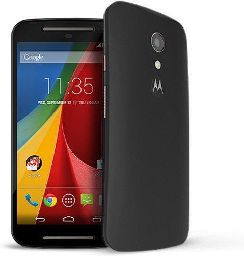 Motorola Moto G 2 gen. Czarny