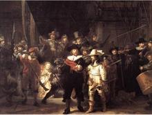Ravensburger Rembrand: Straż Nocna 162055