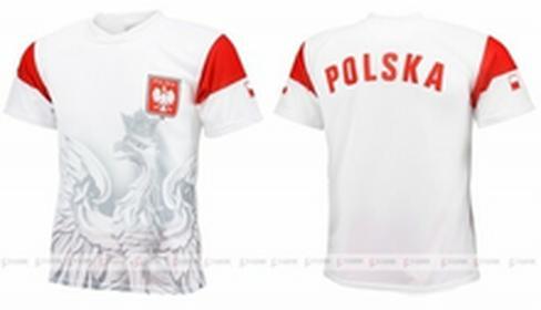 Orzeł Polska - sportowa koszulka kibica - biała AE71-70834_20150727093112