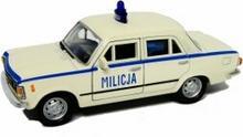 Welly Fiat 125P Milicja 43613PF