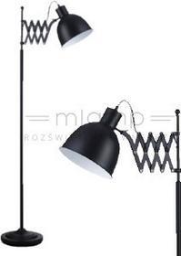 Spotlight Lampa podłogowa TALARO 8411104 metalowa OPRAWA stojąca na wysięgniku I