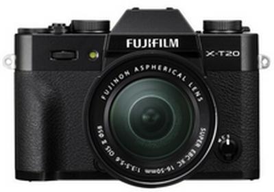 FujiX-T20 + 16-50 czarny