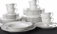 OXFORD KATARINA - Zastawa stołowa obiadowo-kawowa 30 części dla 6 osób