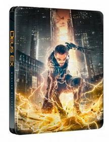Deus Ex Mankind Divided Steelbook XONE
