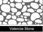 Ceresit Szablon VISAGE 1040 mm x 880 mm - Valencia stone - wzór kamień 15szt
