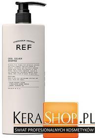 REF Cool Silver Shampoo Chłodny Srebrny Szampon 750 ml