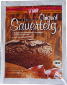 Vitam (zakwas chlebowy) zakwas chlebowy bio 15 g