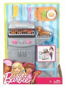 Mattel BARBIE Akcesoria wypoczynkowe, Grill GXP-577253