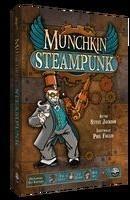 Black Monk Munchkin Steampunk