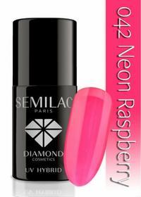 Semilac Lakier hybrydowy 042 Neon Raspberry