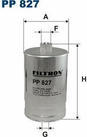 FILTRON PP 827 FILTR PALIWA