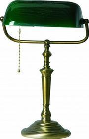 Steinhauer Steinhauer DE RIO lampa bankierska Brązowy, 1-punktowy 6185BR