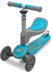 Smart Trike , Scooter T1, hulajnoga, niebieska