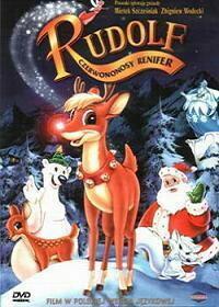 Rudolf - Czerwononosy renifer