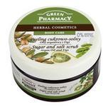 Opinie o Green Pharmacy Body Care Argan Oil & Figs peeling cukrowo-solny 0% Parabens Silicones SLES SLS 300 ml