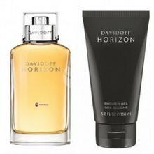 Davidoff SET Horizon M) edt 75ml + sg 75ml