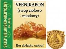 Bonimed VERNIKABON SYROP ZIOŁOWO-MIODOWY 100ml