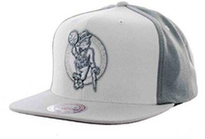 Mitchell & Ness czapka z daszkiem White Wall CELTICS)