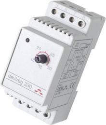 Termostat Devireg 330 (15°C-30°C)