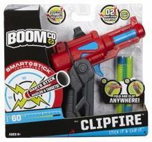 Mattel Clipfire Wyrzutnia + 2 Rzutki BCT10