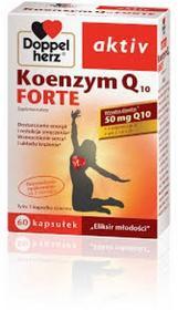 Queisser Pharma Doppelherz Aktiv Koenzym Q10 Forte 60 Kapsułek