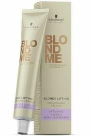 Schwarzkopf Professional BlondeMe Blonde Lifting Rozjaśniająca baza