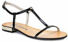 Nessi sandały - 49004 czarny 7