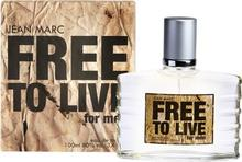 Jean Marc Free To Live Woda toaletowa 100ml
