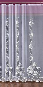 Biała firanka żakardowa 680 D 3