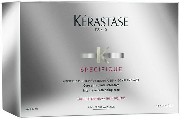 Kerastase Specifique Intense Anti-Thinning Care | Kuracja zagęszczającza włosy 42x6ml
