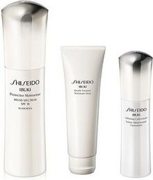 Shiseido Ibuki Protective Moisturizer Emulsion Emulsja silnie nawilżająca do twa