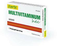Polfa Multivitaminum Hec Forte 30 szt.