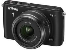 Nikon 1 S1 + 11-27.5 kit czarny
