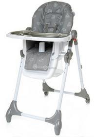 4Baby krzesełko do karmienia Decco grey