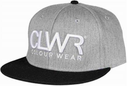 CLWR Cap Grey Melange 801 (801)