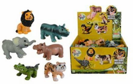 SimbaTOYS POLSKA SP. Z O.O. Dzikie Zwierzęta, 6 wz. SI-4340724