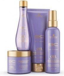 Schwarzkopf BC OIL MIRACLE BARBARY FIG ZESTAW