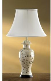 Luis Collection Bird Crackle LUI/BIRD CRACKLE (82BI/TJ33) Lampa stołowa