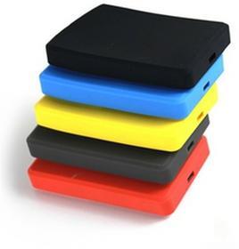FIIO Electronic Technology LTD Silikonowe etui do X5 (HS8) Kolor: Czerwony
