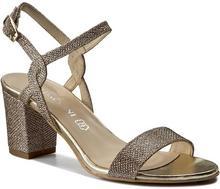 Baldaccini Sandały 910000-E Material Złoto