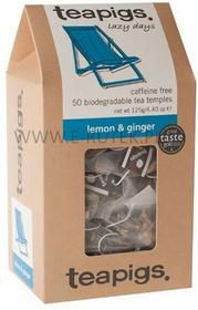 Teapigs Lemon & Ginger 50 piramidek 4020