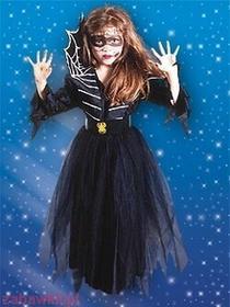 Sezamik Halloween Czarownica Pajęczyca 0293